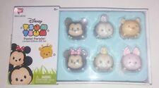 NEW Disney Tsum Tsum Pastel Parade! Limited Edition Gift Set Minnie Mickey Pooh