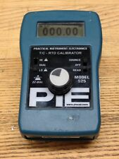 Pie 525 Automated Thermocouple Calibrator T/C - Rtd