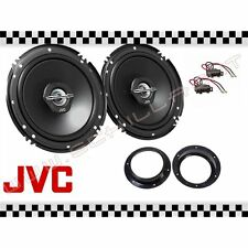 Coppia casse JVC + supporti VW PASSAT 16,5cm altoparlanti