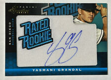 2012 Panini Signature Series Yasmani Grandal Rated Rookie Auto #131/299