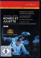 DVD: GOUNOD Romeo et Juliette ALAGNA VADUVA MACKERRAS Roberto Panzarella Le Roux
