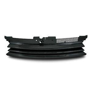 Sport Frontgrill ohne Emblem für VW Golf 4 IV im schwarzen Look! Top-Qualität!