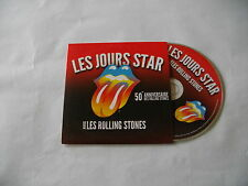 "CD 2 TITRES ROLLING STONES ""It s only rock n roll"