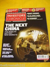 INVESTORS CHRONICLE - THE CARLYLE COLLAPSE - MARCH 20 2008