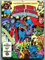 Best of DC 61 YEAR'S BEST COMICS STORIES NM 9.2 Blue Ribbon Digest 1985