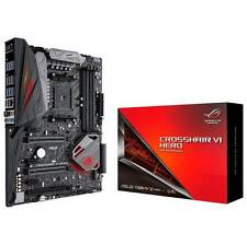Asus CROSSHAIR VI HERO Socket AM4/ AMD X370/ DDR4/ CrossFireX & 2-Way SLI/