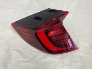 OEM 2020 Hyundai Sonata LH Left Driver Side Halogen Tail Light Lamp 92401-L0000