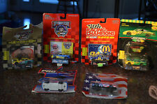 *LOT 1* NASCAR DIE CAST CARS 1:64 SCALE-LIMITED EDITIONS-1990'S SERIES