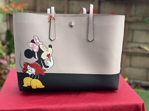 Disney Kate Spade New York Minnie Mouse Large Tote NWT