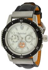 Timberland Claremont Leather Mens Watch TBL_13334JSTB_01A
