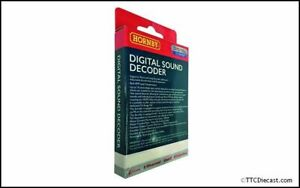 HORNBY R7141 TTS Sound Decoder (Rebuilt) Merchant Navy Class Speaked Included