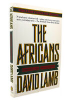 David Lamb THE AFRICANS  1st Edition Thus 3rd Printing