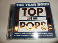 Cd   Top of the Pops 2003
