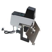 US Electric Auto Rapid Stapler Flat+Saddle Binder Machine Book Binding Machine