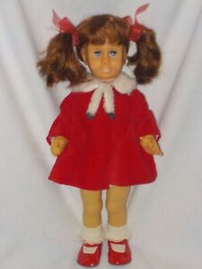 Vintage Mattel Red Hair Chatty Cathy Doll