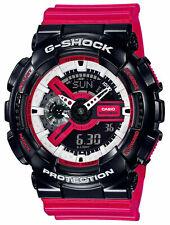 CASIO GA-110RB-1AER GA-110RB-1A GA-110RB-1Ajf G-Shock BLACK & RED  **JUN 2019**