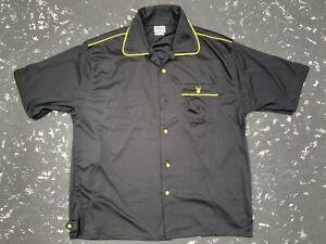 Vintage Playboy Chainstitched Bowling Shirt XL