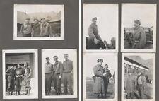 ORIGINAL WORLD WAR II PHOTO ALBUM W/ SHIPS, PLANES, MILITARY, JAPAN, AND MORE