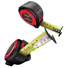 Advent UK 5m  Dual Vice Versa Double Sided Pocket Work Tape Measure Metric Only