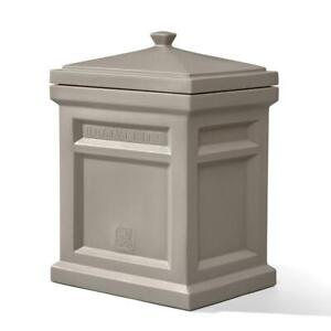 Step2 Parcel Delivery Box Plastic Easy-Open Lid Large Decorative Free-Standing
