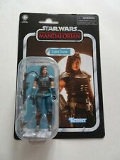 """Star Wars The Vintage Collection Cara Dune of The Mandalorian 3.75"""" figure"""