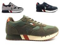 Sneakers casual da per uomo US Polo ASSN Deezen scarpe sportive comode invernali