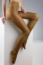 NIP Falke Luminance Fashion Tights 40 Denier - Brass or Carbon color