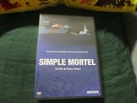 "RARE! DVD NEUF ""SIMPLE MORTEL"" Philippe VOLTER / de Pierre JOLIVET"