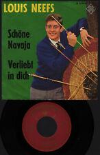 "♫7"" 1964 Louis Neefs SCHÖNE NAVAJA = Hank Williams KAW-LIGA Telefunken 55745 NM♫"