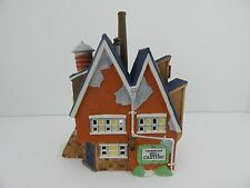 Dept 56 New England Village Yankee Jud Bell Casting #56430 D56 Has light cord