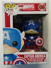 Funko POP! - Marvel - Captain America 06 - Neuf