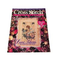 Vintage Cross Stitch and Country Crafts Magazine - January/February 1994