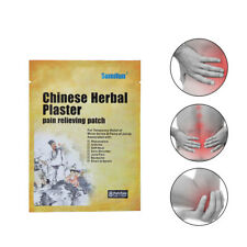 8Pcs/pack Chinese Herbal Medicine Joint Arthritis Rheumatism Pain Relief Plaster