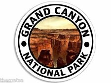 """GRAND CANYON NATIONAL PARK TOOLBOX CAR HELMET STICKER DECAL 4"""" MADE IN USA"""
