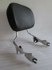 BACKREST SISSY BAR 4 HARLEY TOURING ROAD KING 09-13 GLIDE STREET ELECTRA FLHT