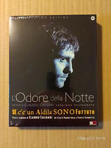 L'odore della notte / Se c'è un aldilà...- Ltd 500 Num. (Blu-ray+DVD) Fuori Cat.