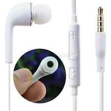 For Samsung Galaxy S4 i9500 Original Handsfree Headset Volume Control 3.5mm B33