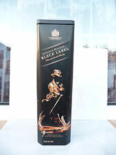 Johnnie Walker Limited edition Arran Gregory tin box EMPTY bottle used rare