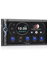 7 inch Double Din Digital Media Car Stereo Receiver aboutBit Bluetooth 5.0