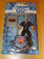 1998 Jakks WWF Shotgun Saturday Night Stone Cold Steve Austin action figure wwe