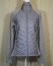 Smartwool Women's Propulsion 60 Jacket Silver SP238032 Size L MSRP $180.00
