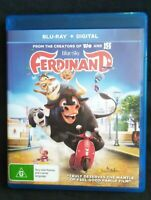 Ferdinand (Blu-ray/Digital Copy) [Region B] [Blu-ray] VG