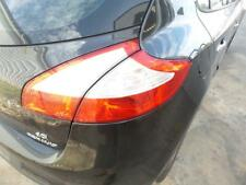 RENAULT MEGANE RIGHT TAILLIGHT IN BODY, 5DR HATCH, X32, 09/10- 16