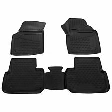 Land Rover Discovery Sport 2015 - 2019 Full Rubber Mat Set Tailored Heavy Duty