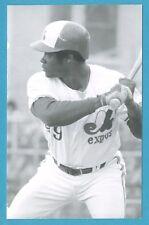 Warren Cromartie Montreal Expos Vintage Baseball Postcard PP01193