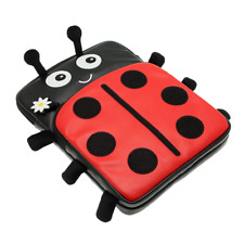 Trendz Genuine Ladybird Tablet case for Samsung Galaxy TAB 2 / 3 / 4 Note 10.1