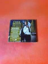CHRIS BROWN Exclusive Limited Edition Deluxe CD With 4 Bonus Tracks + DVD!
