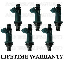 OEM Denso Set Of 6 Fuel Injectors for Toyota Lexus 3.0L