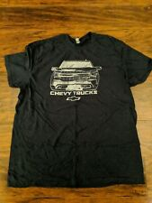 Hipster Chevy Trucks Shirt XL