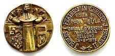 Medaglia Visita Di Papa Wojtyla A Canale D'Agordo Marmolada Belluno 1979 (Inc. F